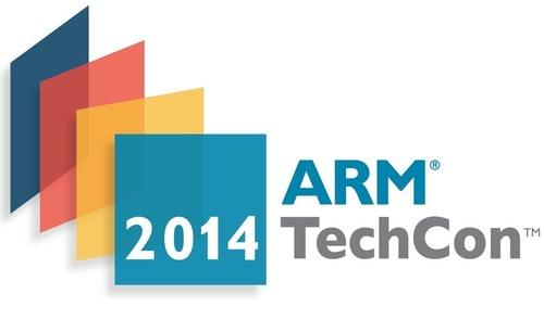 Connecting the ARM Community! October 1-3, 2014, Santa Clara, CA (PRNewsFoto/UBM Tech)
