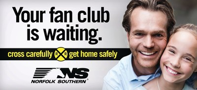 Your fan club is waiting. Get home safely.