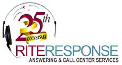 Rite Response Answering & Call Center Services Logo.  (PRNewsFoto/Rite Response)