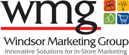 Windsor Marketing Group is an innovative in-store marketing group that creates, produces, and delivers shopper marketing programs that inspire and influence in-store buying patterns.  (PRNewsFoto/Windsor Marketing Group)