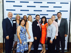 Pango Group owners and a few staff attending the Best Places awards luncheon.