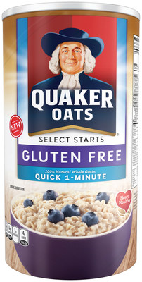With more than 140 years of oat expertise, Quaker is now introducing great-tasting, gluten free oatmeal so that everyone can enjoy delicious Quaker Oats, regardless of their dietary needs.