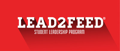 Lead2Feed Student Leadership Program Mobilizes One Million Students to Feed the Need in Communities Across America. Student-led leadership projects awarded $275,000 in grant prizes for U.S. non-profits and $170,000 in technology packages for winning schools.