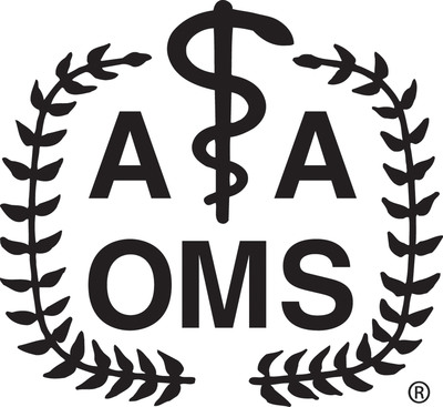 AAOMS Logo.  (PRNewsFoto/American Association of Oral & Maxillofacial Surgeons)