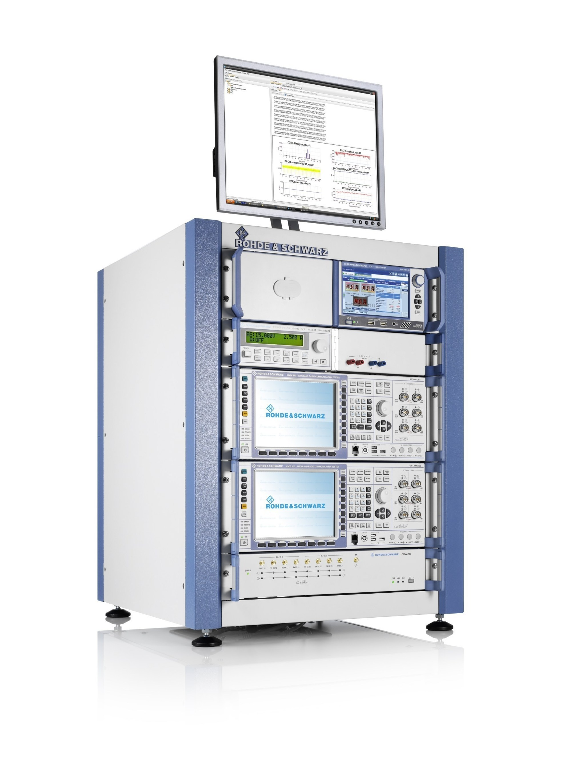 7Layers Enhances Its 4G/LTE Device Testing Capabilities With Rohde & Schwarz