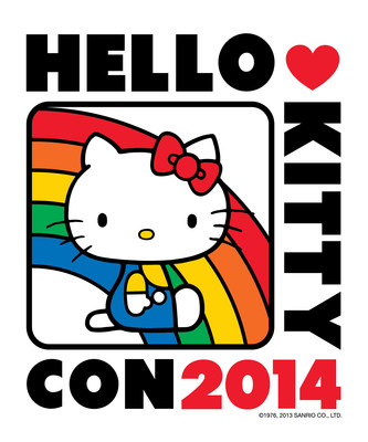Hello Kitty Con 2014 (PRNewsFoto/Sanrio)