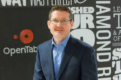 OpenTable CFO Jeff McCombs