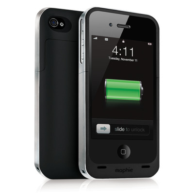 mophie announces it is accepting pre-orders for a new juice pack air designed with dual compatibility for the Verizon and AT&T iPhone 4.  Honored at CES 2011 with an Innovations Design and Engineering Award in the portable power category, the juice pack air is a must-have power solution for both Verizon and AT&T iPhone 4 owners.  The dual compatible juice pack air can be pre-ordered on www.mophie.com for $79.95 with an expected ship date of February 28. (PRNewsFoto/mophie)