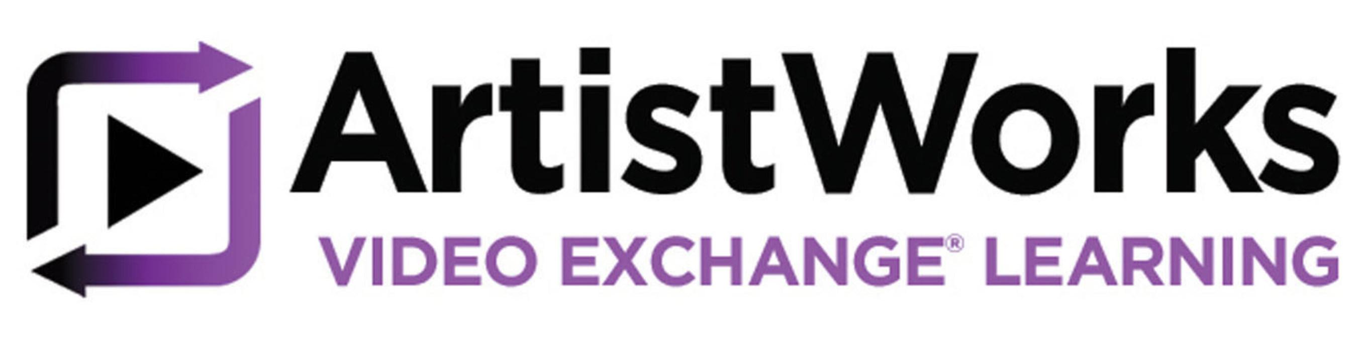 ArtistWorks Logo - VE