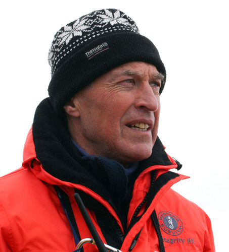 Laurie Dexter Is the Expedition Leader on Quark Expeditions World Cruise