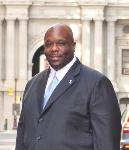 Jonathan A. Mason, International President of Phi Beta Sigma Fraternity, Inc.  (PRNewsFoto/Phi Beta Sigma ...