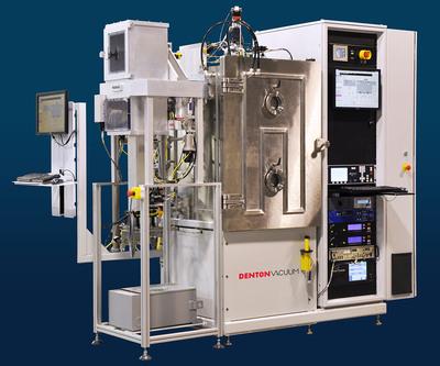 Denton Vacuum Ships Breakthrough Wafer-level Optics Development System to Leading German R&D Organization