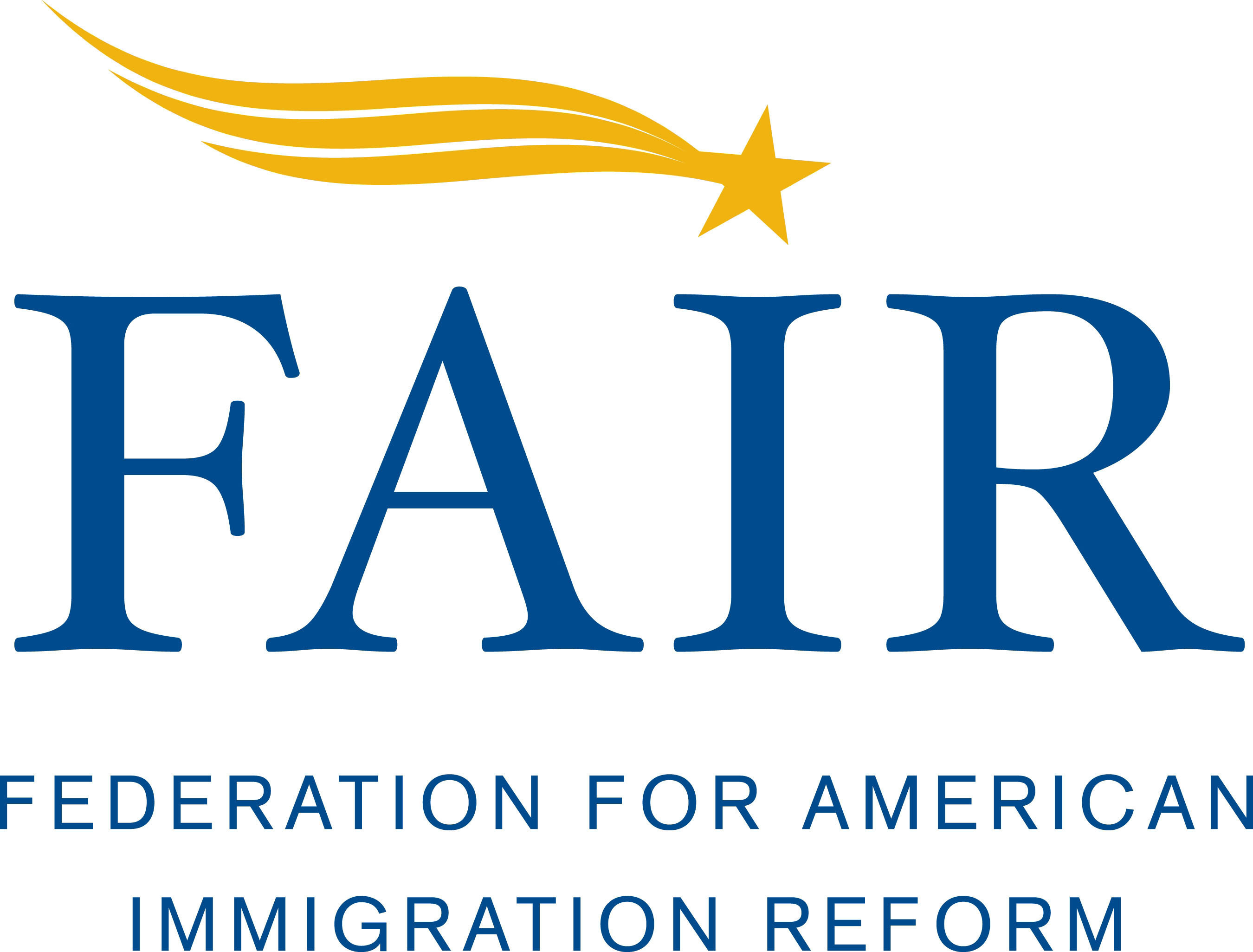 The Federation for American Immigration Reform (FAIR) is a national, nonprofit, public-interest, membership organization of concerned citizens who share a common belief that our nation's immigration policies must be reformed to serve the national interest. Visit FAIR's website at www.fairus.org.