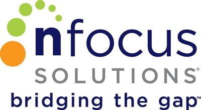 nFocus Solutions logo.  (PRNewsFoto/nFocus Solutions)