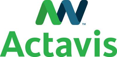 Actavis plc logo.
