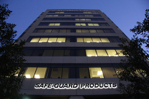 The Safe-Guard Irvine office opened in December of 2013, and allows the company to expand training programs for current and future clients. (PRNewsFoto/Safe-Guard Products International, LLC) (PRNewsFoto/SAFE-GUARD PRODUCTS...)