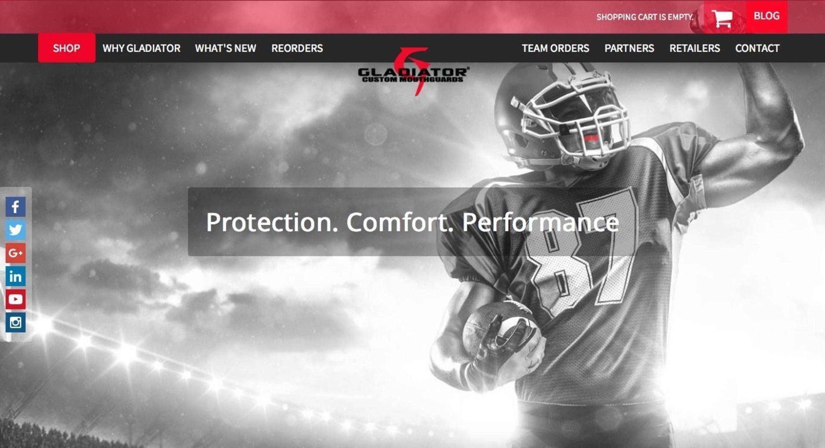 Newly-Designed Website, Same Expertly-Designed Mouthguards