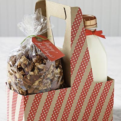 Megan's Granola Allrecipes.com.  (PRNewsFoto/Allrecipes.com)