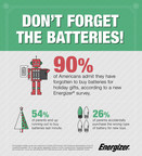 When Making a Holiday Gift List, Check it Twice for Batteries