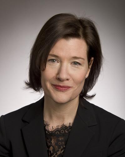 Weber Shandwick Names Gail Heimann President and Chief Strategy Officer. (PRNewsFoto/Weber Shandwick) ...