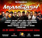 Alex Sensation MiamiBash 2016- el concierto mas importante de la musica Urbana y Latina reune a los principales artistas de renombre mundial se llevara a cabo el sabado 23 de abril en el AmericanAirlines Arena en Miami