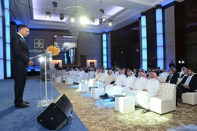 2016 Bahrain Bay Business Forum - A platform to share achievements and present new opportunities (PRNewsFoto/Bahrain Bay)