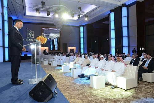 2016 Bahrain Bay Business Forum - A platform to share achievements and present new opportunities (PRNewsFoto/Bahrain Bay) (PRNewsFoto/Bahrain Bay)