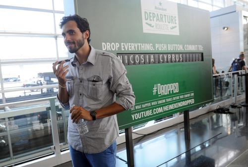 Heineken® Challenges Travelers to a Legendary 'Voyage'
