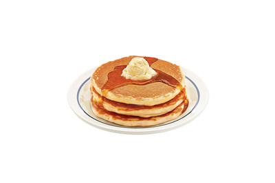 IHOP(R) Restaurants celebrate National Pancake Day with free pancakes on March 3!
