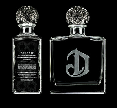 DeLeon Diamante: An exceptionally elegant and flavorful Blanco.  (PRNewsFoto/Diageo)