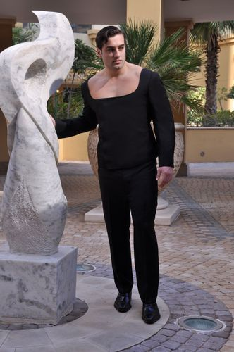 Franklin Eugene Resort Collection - Milan Men's Fashion Week Spring/Summer 2015 (PRNewsFoto/Franklin Eugene ...
