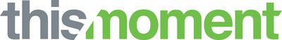 Thismoment, Inc. Logo.  (PRNewsFoto/Thismoment, Inc.)