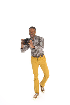 This National Black HIV/AIDS Awareness Day, acclaimed photographer and HIV advocate Duane Cramer joins Merck's national HIV education campaign I Design, aiming to empower people living with HIV to work with their doctors and approach HIV treatment 'through their own lens.' (PRNewsFoto/Merck) (PRNewsFoto/MERCK)