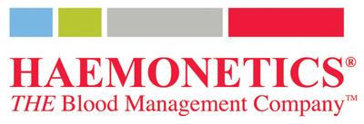 Haemonetics Corporation logo.  (PRNewsFoto/Haemonetics Corporation)