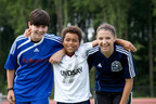 Keeps kids in the game. Learn how to prevent sports injuries. SafeKids.org.  (PRNewsFoto/Safe Kids Worldwide)