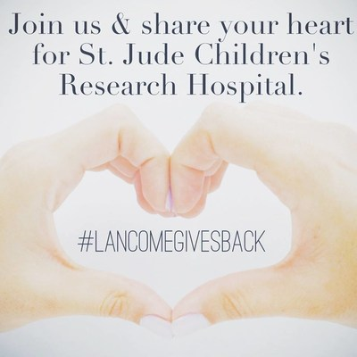 Join us & share your heart for St. Jude Children's Research Hospital.