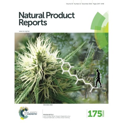 Phytocannabinoids: a unified critical inventory - Natural Product Reports, 01 December 2016, Issue 12, Page 1347 to 1448