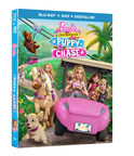 From Universal Pictures Home Entertainment: Barbie(TM) & Her Sisters In A Puppy Chase