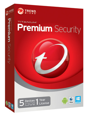 Trend Micro release Titanium Security 2014, which helps social media users manage their privacy settings.  (PRNewsFoto/Trend Micro)
