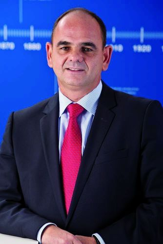Serge Exshaw, the new Vice President of MAQUET Holding (PRNewsFoto/MAQUET Holding B.V. & Co. KG)