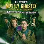 R.L Stine's Mostly Ghostly: Have You Met My Ghoulfriend? Music from the Motion Picture EP Cover Art (PRNewsFoto/Back Lot Music)