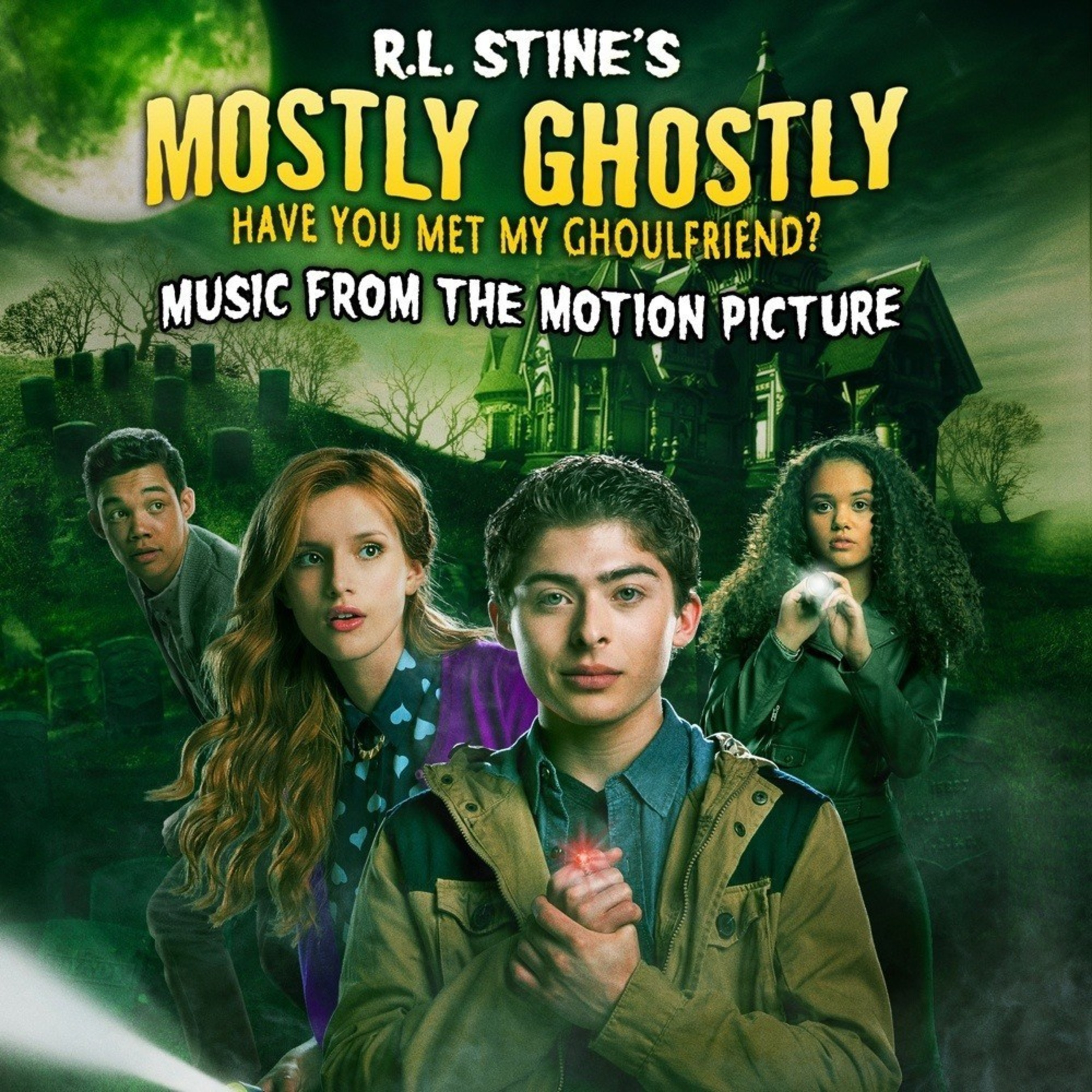 R L Stine S Mostly Ghostly Have You Met My Ghoulfriend
