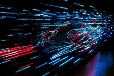 McLaren Automotive Shines More Light Ahead Of Paris Motor Show