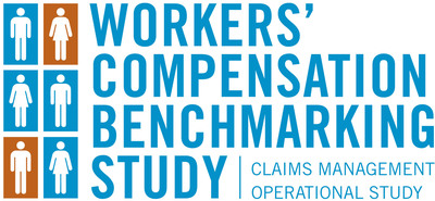 Workers' Compensation Benchmarking Study Logo (PRNewsFoto/Rising Medical Solutions)
