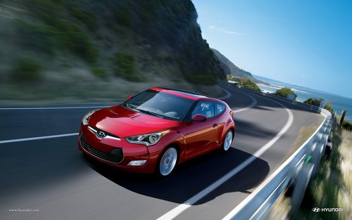 2014 HYUNDAI VELOSTER NAMED ONE OF THE 10 COOLEST NEW CARS UNDER $18,000 BY KBB.COM. (PRNewsFoto/Hyundai Motor America)