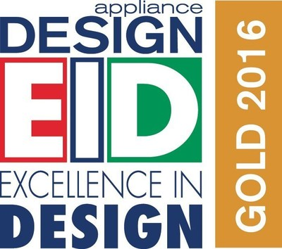 """Appliance DESIGN's """"Excellence in Design"""" awards recognize the LG Studio range, model LSSG3016ST, for outstanding achievement in product innovation, design and functionality, as selected by a panel of industry experts."""