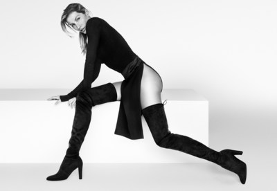 The Stuart Weitzman Fall 2015 Advertising Campaign