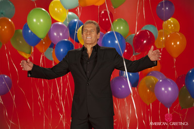 Michael Bolton Sings Personalized Song Just for You in American Greetings Ecard (PRNewsFoto/American Greetings Corporation)