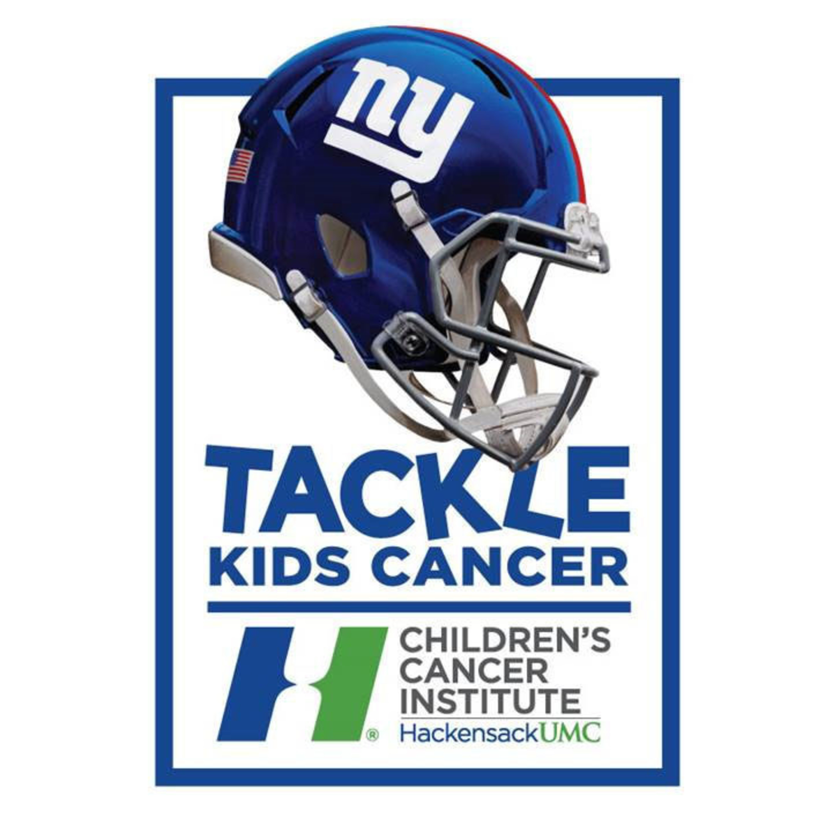 outlet store 99d0c 3d211 HackensackUMC and the New York Giants Form Groundbreaking ...