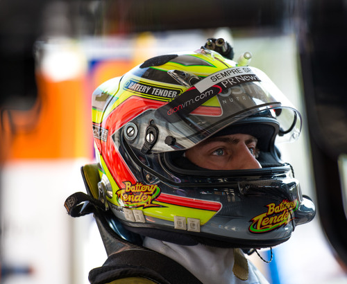 Dion von Moltke is signed to return to Flying Lizard Motorsports for the 2014 Tudor Sports Car season in the No. 35 PR Newswire / UBM Tech / eSilicon Audi R8 LMS. (PRNewsFoto/Dion von Moltke) (PRNewsFoto/DION VON MOLTKE)